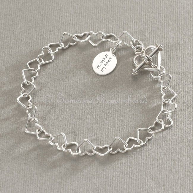Keepsake Charm Bracelet Personalised