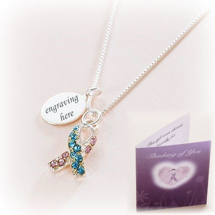 Engraved Infant Loss Necklace