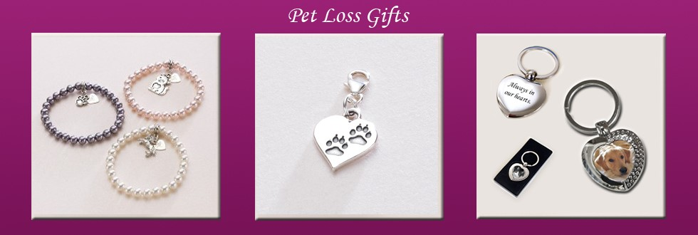Pet Loss Jewellery Gifts