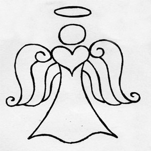 Angel Engraving
